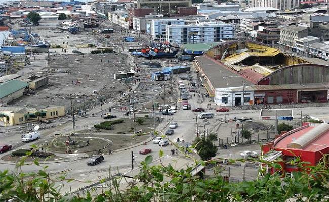 Terremoto de magnitude 6,3 atinge costa do Chile