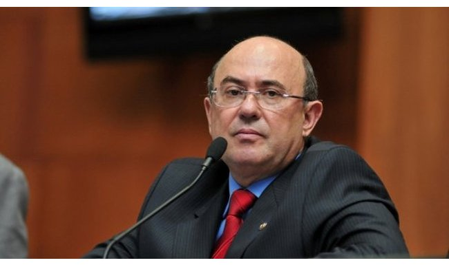 Ex-presidente da Assembleia do MT vai continuar preso