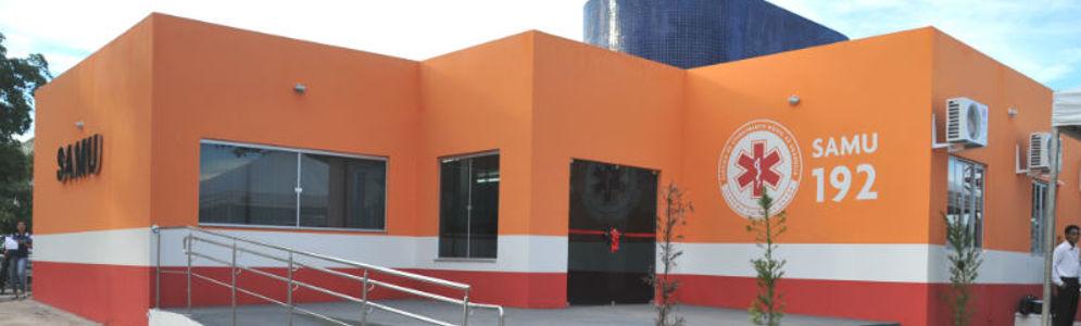 Sede do Samu é reinaugurada em Porto Velho