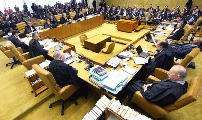 Ministros do Supremo votam a favor de abertura de processo contra Eduardo Cunha