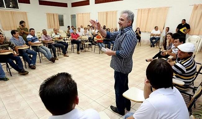 Hermínio volta a criticar troca de voto por benefício