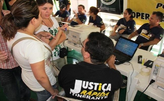 Justiça Rápida leva ações de cidadania às comunidades ribeirinhas de Porto Velho