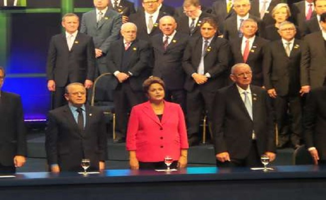 Dilma enfatiza controle de inflação e rejeita pessimismo