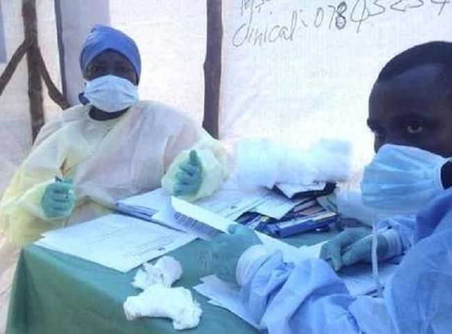 Cidadão dos EUA é suspeito de ter contraído ebola em Gana