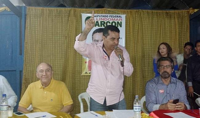 Garçon faz lançamento oficial da campanha em Porto Velho