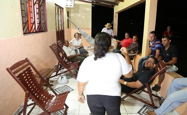 Jaqueline diz que vai trabalhar em parceria com prefeitos para melhoria da qualidade de vida da população