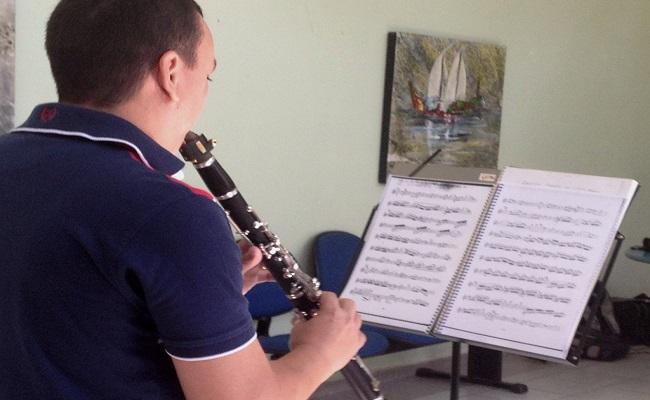 Pré-oficinas do Música na Estrada já começaram em Porto Velho