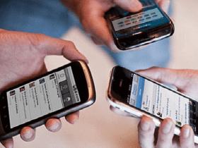 Telefonia celular registra queda de 1 milhão de linhas em setembro