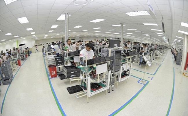 Bandidos roubam R$ 80 milhões em mercadorias na fábrica da Samsung em SP