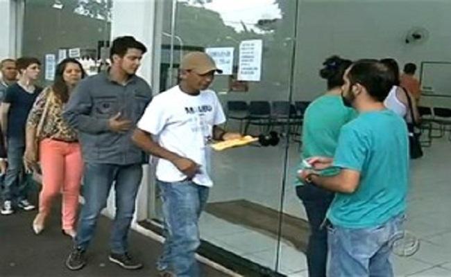 Greve no IBGE impede divulgação de taxa média de desemprego pela 2ª vez