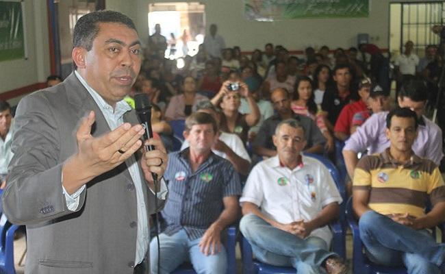 Padre Ton diz que a agricultura familiar será uma de suas prioridades