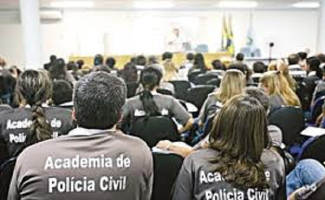 Concurso para delegado da Polícia Civil prossegue