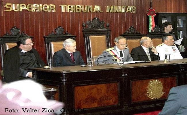 Defensoria pede assento no mesmo plano do Ministério Público no STM
