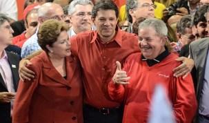 Não seriam burros a ponto de prender o Lula e transformá-lo em herói, diz Dilma