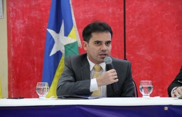 Andrey Cavalcante é reconduzido à presidência da OAB-RO