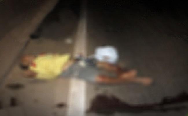Idoso morre atropelado por moto na BR 364