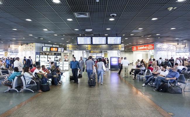 Principais aeroportos do Brasil aderem à greve e devem parar na sexta-feira
