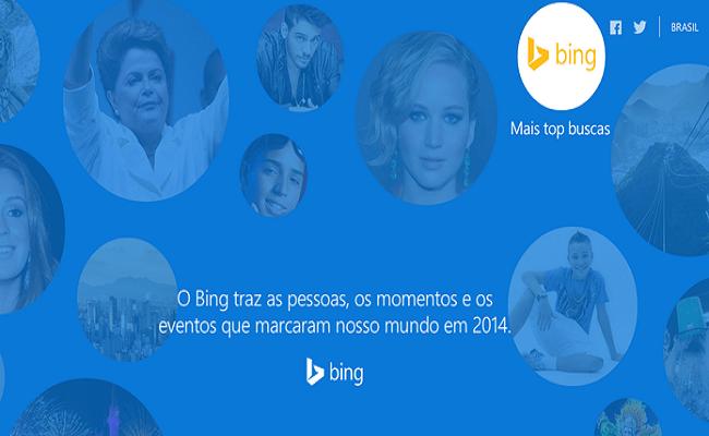 Mc Gui, Frozen e Flamengo lideram ranking de buscas da Microsoft em 2014