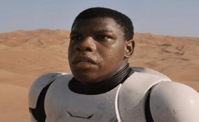 Ator negro rejeita racismo e defende papel em 'Star Wars'