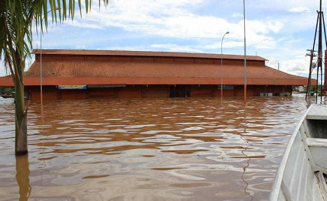 Deputado acompanha dados  e diz que Porto Velho tem grandes chances de sofrer novas cheias do Rio Madeira