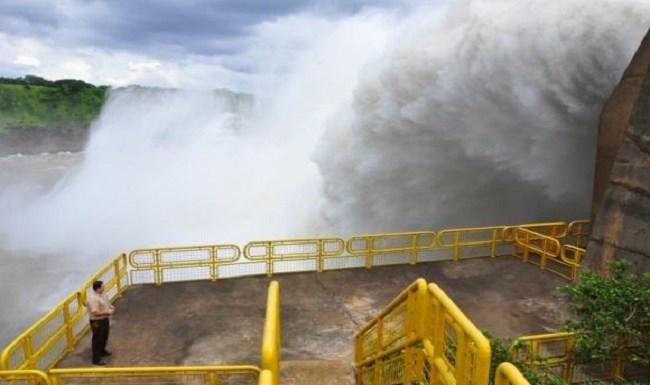 Hidrelétrica de Três Gargantas supera Itaipu na geração de energia