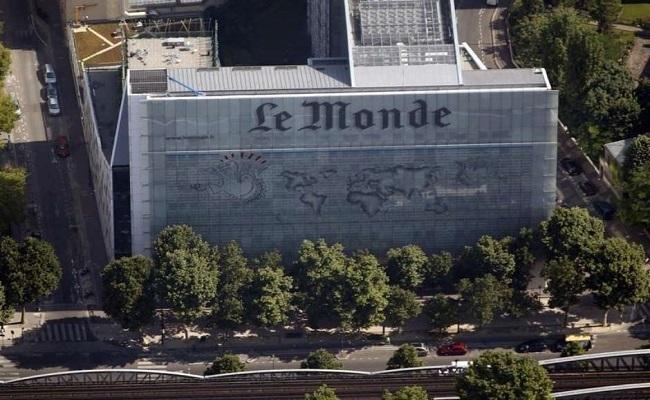Perfil do Le Monde no Twitter foi hackeado, diz jornal