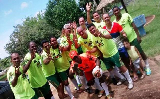 Imprensa vence Tênis Clube na abertura da temporada 2015