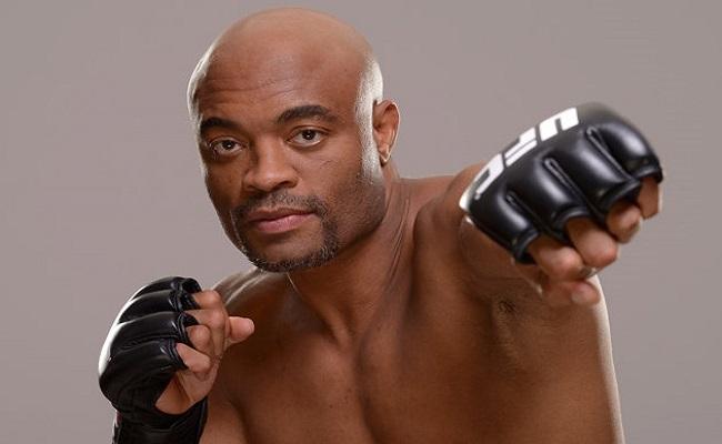 Bolada recorde faz Anderson ser o lutador mais bem pago