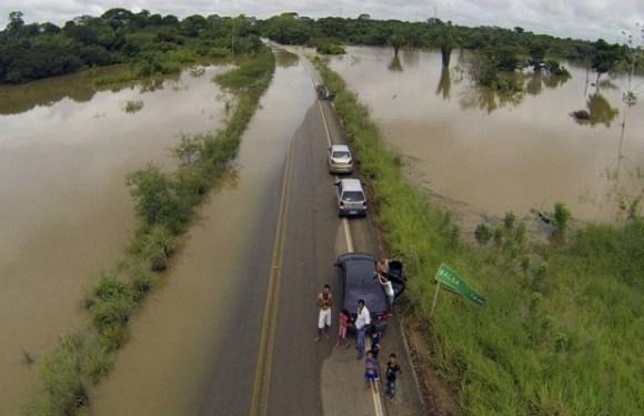 Rio Madeira deve atingir a cota de alerta emergencial de 14 metros neste fim de semana