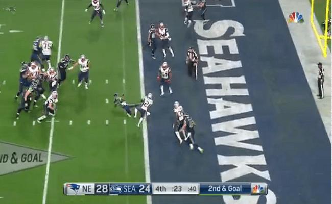 Patriots derruba o Seahawks em final emocionante e conquista o Super Bowl