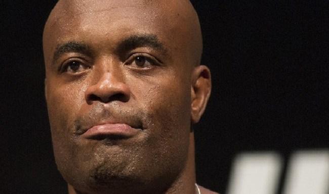 Anderson Silva é flagrado com anabolizante em antidoping