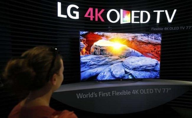 TV, celular e PC curvos: a tendência virou realidade; veja