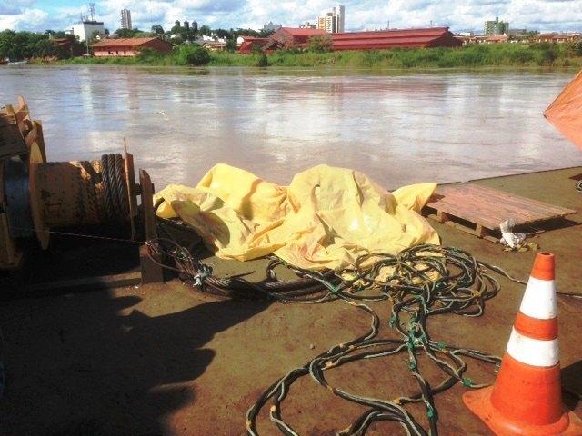 Mergulhador morre durante serviço de reparo em cabos do Porto Flutuante, na capital