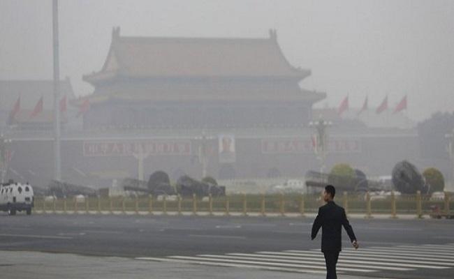 Poluição afeta quase 90% das principais cidades da China