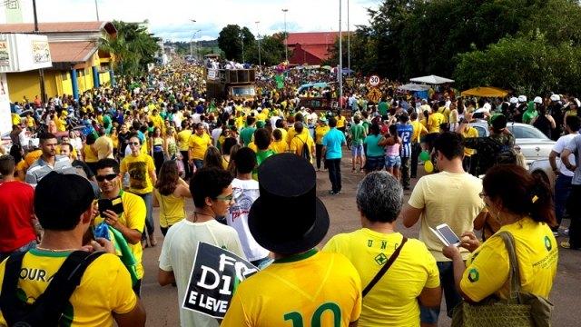 Manisfestação 15 de Março 5