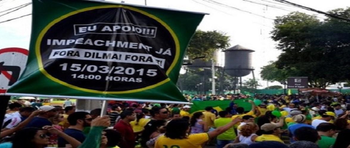 Manifestação em Porto Velho foi ordeira e sem ocorrências, ao contrario da manifestação de sexta-feira