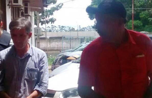 Homens são presos em MT com diamantes de Rondônia