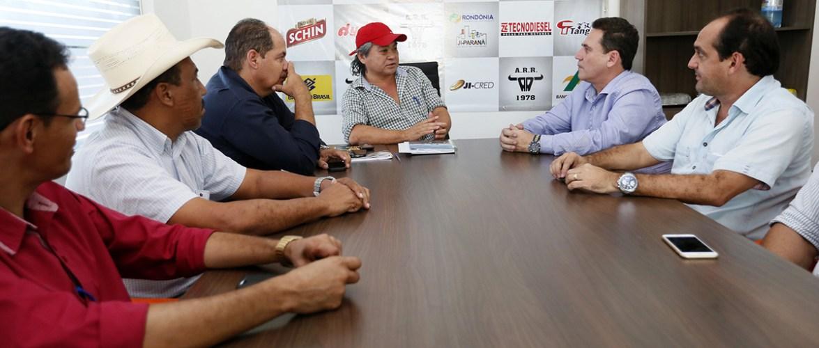 Criadores de Ji-Paraná denunciam a deputados manobra do grupo JBS Friboi