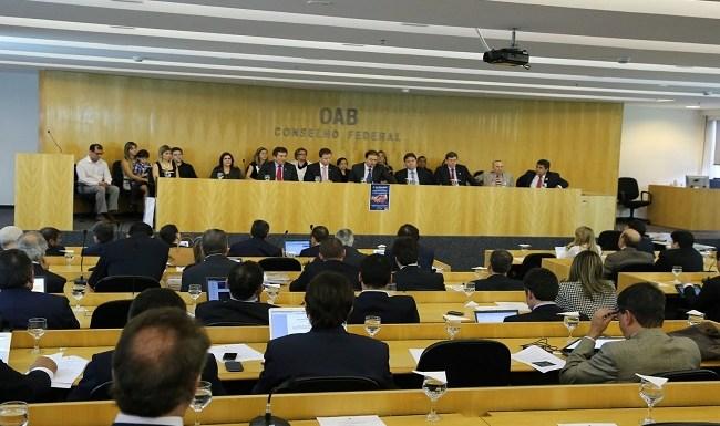 Em votação Novo Código de Ética da OAB