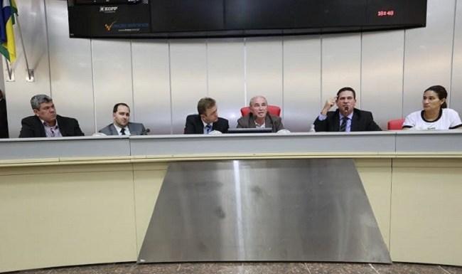 Assembleia Legislativa debate atuação da Sedam em Rondônia