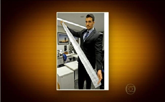 Presidiário envia Habeas Corpus escrito em papel higiênico ao STJ
