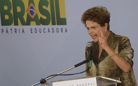 Dilma diz ter certeza que sua campanha não recebeu 'dinheiro de suborno'