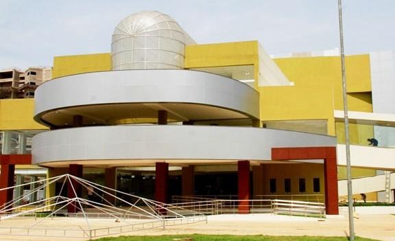 Curta Amazônia Mundi no Teatro Guaporé durante 3 dias
