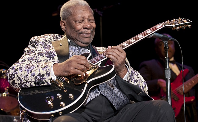 Morre B.B. King, lenda do blues