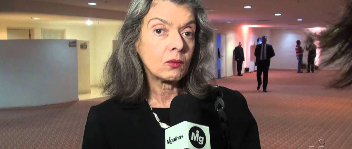 Cármen Lúcia homologa as delações de 77 executivos da Odebrecht