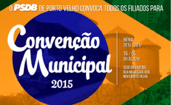 PSDB de Porto Velho elege novo Diretório no sábado
