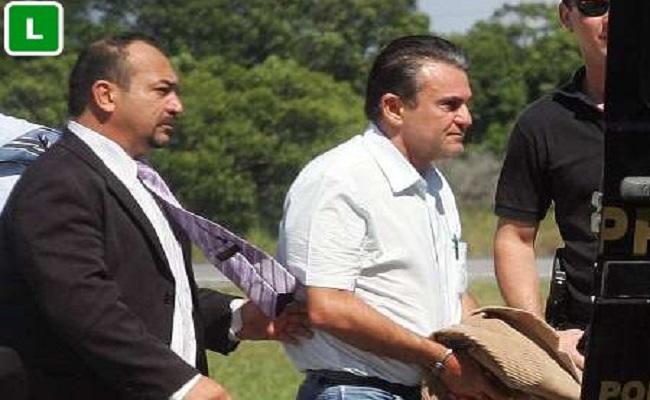 Ex-senador preso em Rondônia foi transferido para presídio federal de Campo Grande