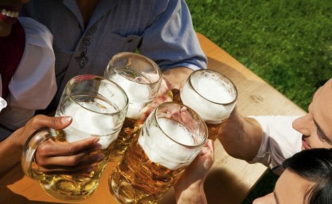 Cerveja reduz dores crônicas, diz estudo