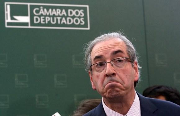 Relator recomenda que Conselho de Ética continue investigando Cunha