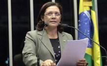 Fátima Cleide foi senadora por 8 anos